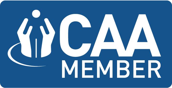 CAA-horizontal logo